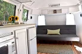 Airstream Interior Design Minimalist Impressive Decorating Ideas