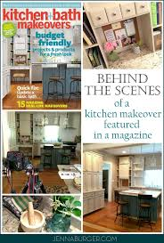 Better Homes And Gardens Kitchens Bhg Kitchen Bath Makeovers Cover Feature Year 2 Jenna Burger