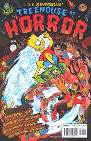 Image  Bart Simpsonu0027s Treehouse Of Horror 12JPG  Simpsons Wiki Bart Treehouse Of Horror