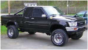 Bushwacker Extend-a-Fender Flares - 1989-1995 Toyota Truck 4wd ...