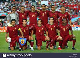 Il Portogallo ANGOLA V PORTOGALLO Colonia Germania 11 giugno 2006 Foto  stock - Alamy