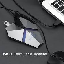 2016 new genius mouse bungee mouse cable holder organizer