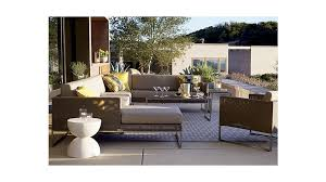 outdoor furniture crate and barrel. Outdoor Furniture Crate And Barrel O