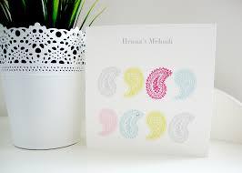 Sabah Designs Mehndi Invites