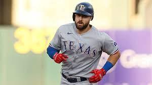 Joey Gallo von Texas Rangers ...