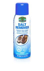 salt remover aerosol foaming remove white salt residue water image 0