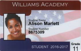 Student Student Card Photo Photo Id