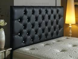 leather headboard bed back to elegance sleeping with leather headboards leather headboard designs