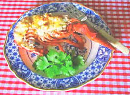 lobster thermidor is a delightful guest