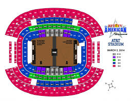Ideas Dallas Cowboy Stadium Seating Chart With Interactive