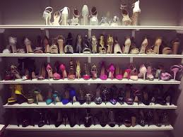 how to build a shoe closet for shoe girls