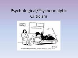 psychoanalytic criticism post colonial criticism ppt psychological psychoanalytic criticism