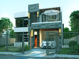 Small Picture Alberto is a two storey house design that can be fitted in a not