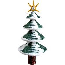 Kurt Adler Christmas Ornament Glass Reflector Tree Topper Kurt Christmas Tree Finials