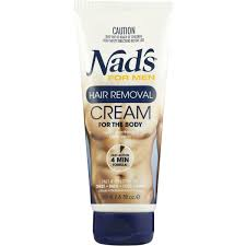 nads for men hair removal cream 200ml fast action