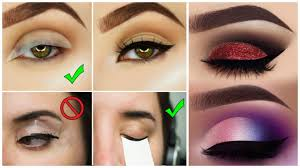 eye makeup hacks that the beginners will surely hail