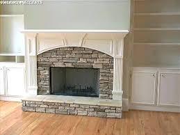 fireplace refacing kits fireplace refinishing kits