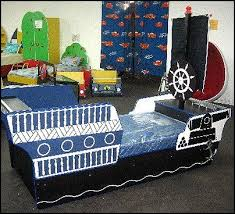 custom made pirate ship bed twin bed queen size bed hanging beds and boat beds