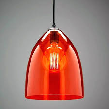 orange pendant lamp shade lighting s vancouver burnaby photo ideas orange pendant lamp shade