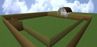 deer proof garden fence. Chicken Moat Double Deer Fence Proof Garden M