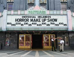 universal orlando s horror make up show