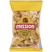 mission pork rinds chicharrones nutrition grade c 80 calories