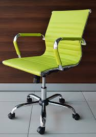 Eames inspired office chair Tan Lime Green Designer Office Chair Chair Outlet Trespasaloncom Eames Inspired Lime Green Office Chair With Castors Cult Uk