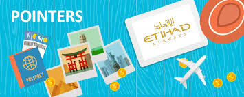 Using Etihad Miles And Their Sweet Spots