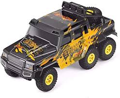 SSBH <b>1:18</b> 6WD <b>High Speed RC</b> Rock Climbing Car <b>2.4G</b> Remote ...