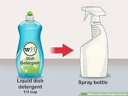 image titled clean a fiberglass shower step 4