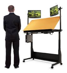 drafting table desk. Standing-drafting-table-desk-down-high-table-vs- Drafting Table Desk K