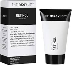 <b>The Inkey List Retinol</b>: Amazon.co.uk: Beauty