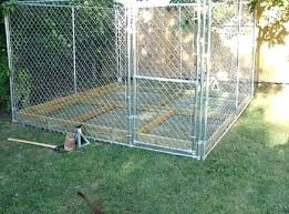 outdoor dog kennels ideas kennel flooring large for outside fence dogs best on pet