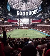 Atl Utd Seating Chart United Matchday Mercedes Benz Stadium