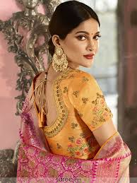 String Blouse Designs Pin On Indian Fashion