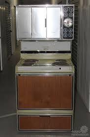 vintage sears kenmore stove