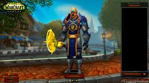 Champion Of The Light Champion Of The Light Priest Inspired By Alliance