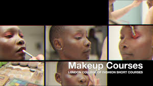 makeup short courses at london college of fashion