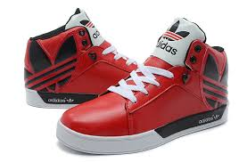 adidas shoes high tops for men. adidas shoes high tops red and black for men e