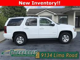 2013 Chevrolet Tahoe In Indiana For Sale ▷ 34 Used Cars From $21,000