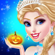 ice princess makeup dress up