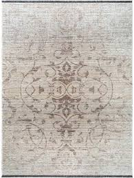 flat weave rug brown grey by color design vintage contemporary rugs uk