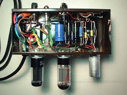build an amp 12ax7 heater wiring at Tube Amp Wiring