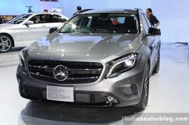 new car launches october 2014 indiaMercedes GLA to launch in India in October