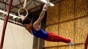SBS Language   From his backyard trampoline to representing Australia, meet  gymnast Alan Osman