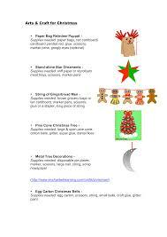 Christmas Tree Craft Templates At Allbusinesstemplates Com
