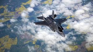Wallpaper] F-35 Lightning II : 117thOSINT