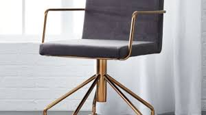acrylic office chairs. Rouka Velvet Office Chair CB2 Popular Acrylic Desk Inspirations 6 Chairs L