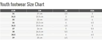 Reebok Unisex Shoe Size Chart Reebok Shoe Size Chart Cm Best Picture Of Chart Anyimage Org