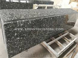 bullnose edge prefab granite 2cm 3cm emerald pearl granite countertop